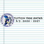 Tuition Fee Rates
