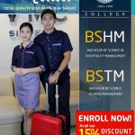 Bachelor of Science in Tourism Management and Bachelor of Science in Hospitality Management