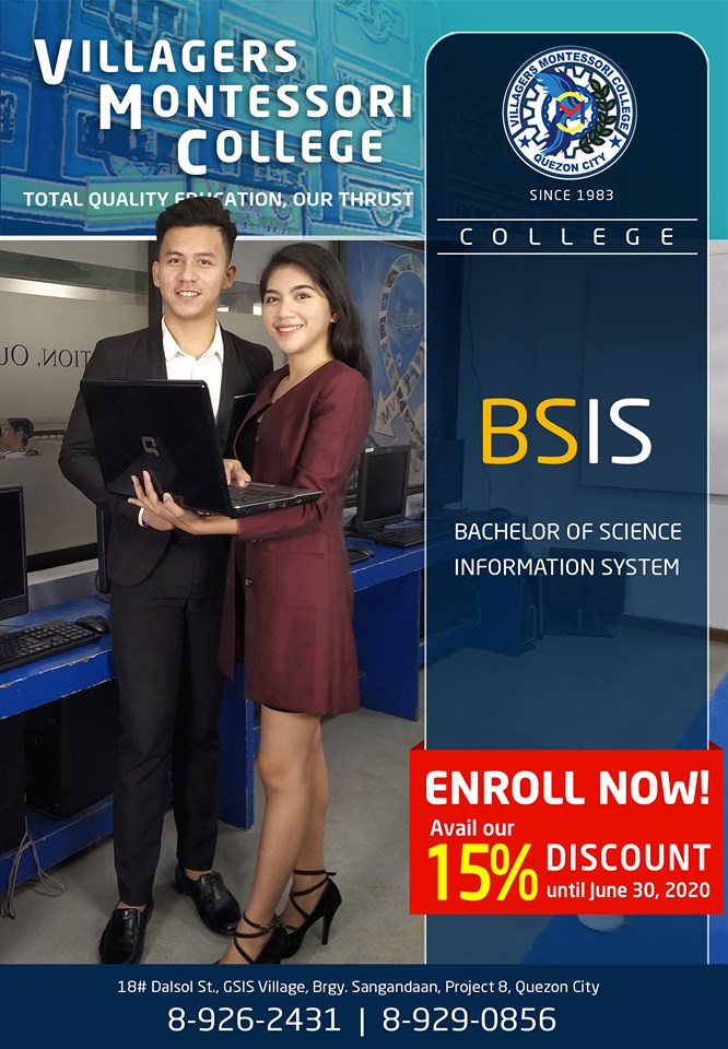 Bachelor of Science in Information System