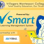 New Normal through V-Smart School System