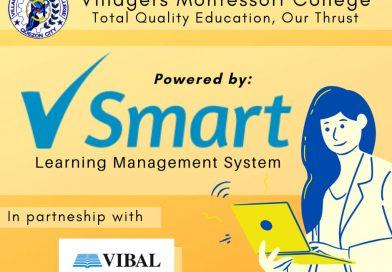 New Normal through V-Smart School System