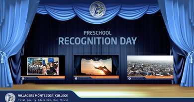 VMC Preschool Recognition Day 2019-2020