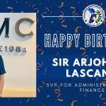 Happy Birthday Sir Arjohn Lascano